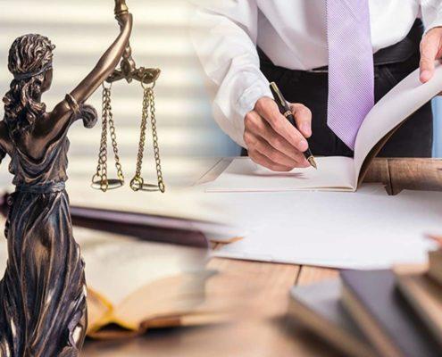 Помощь юриста по договорному праву