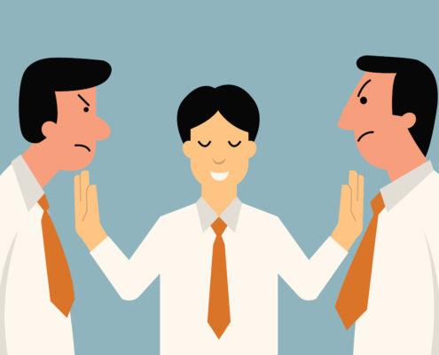 Спор с другим юридическим лицом