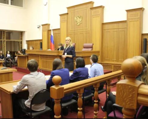 Защита в суде-отзыв